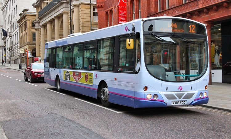First Manchester announces intention to sell Bolton depot