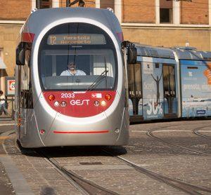 florence smart tram