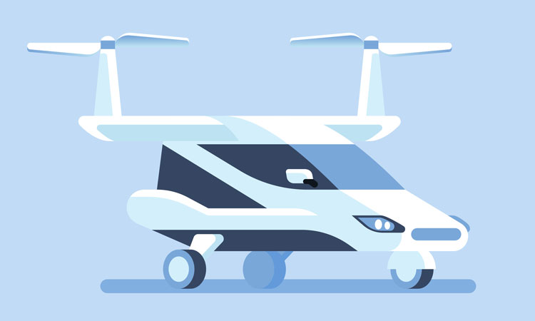 Flying vehicles could soon be viable modes of urban transport