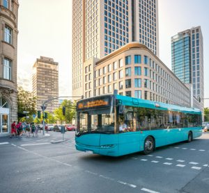 RMV introduces occupancy forecast software in Frankfurt
