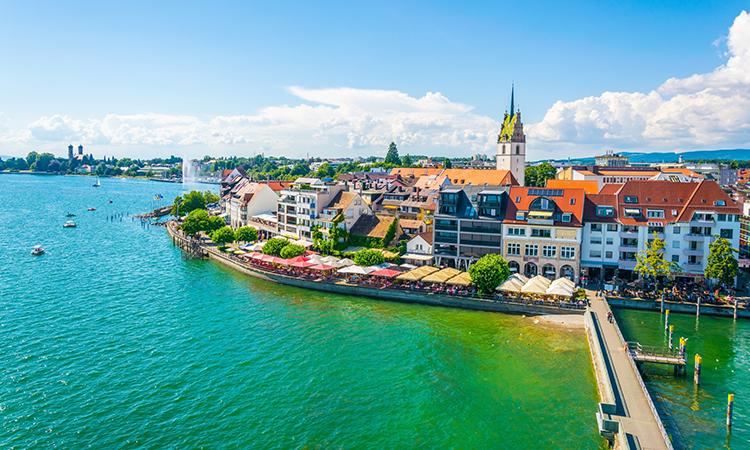 Friedrichshafen in Baden-Württemberg