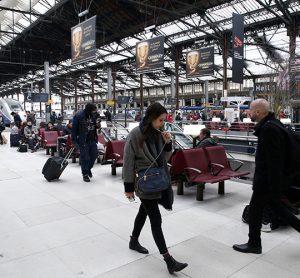 Paris' Gare de Lyon
