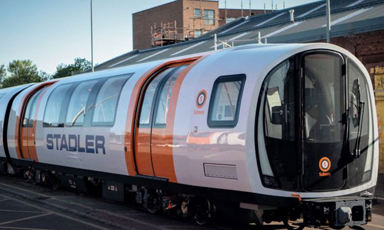 First new Subway trains arrive in Glasgow