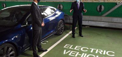 EV hub by GTR