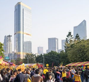 Chinese new year in Guangzhou