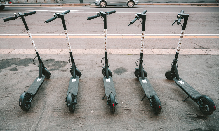 Rome's first ever e-scooter fleet launched by Helbiz