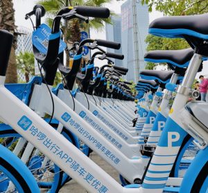 Hellobike leverages AI technologies to optimise bike sharing in China