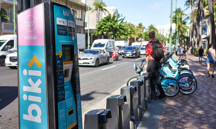 Micromobility operation fees become law in Honolulu