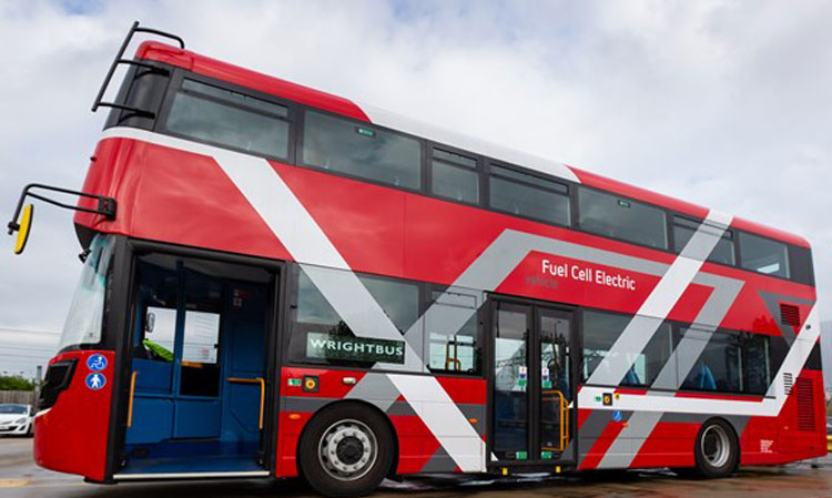 TFL launches hydrogen-fuelled buses to tackle London's toxic air