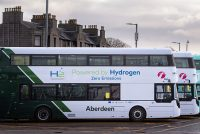 hydrogen buses aberdeen