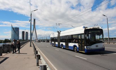 Riga to take delivery of 10 hydrogen-powered trolleybuses