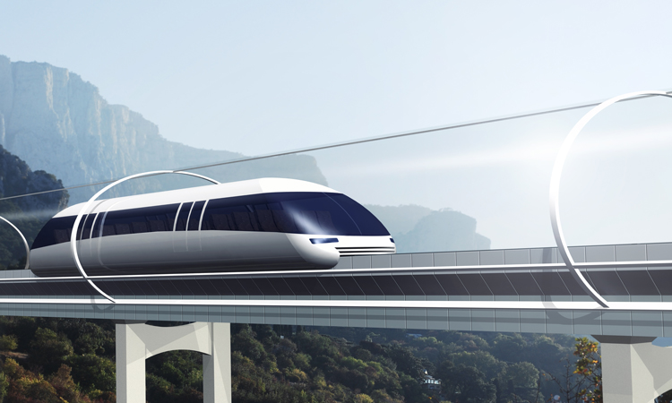 How will hyperloop systems affect society and transport?