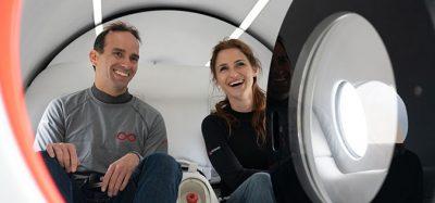 Virgin Hyperloop complete the first passenger test of Hyperloop