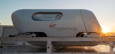 the hyperloop vehicle will be displayed at the Smithsonian