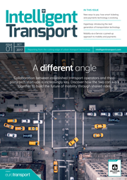 Intelligent Transport magazine issue 1 2017