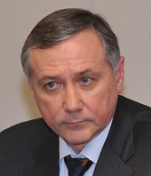 Ivan Besedin, Head of Moscow Metro
