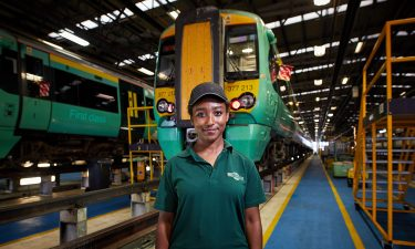 The changing face of a 200-year-old rail industry