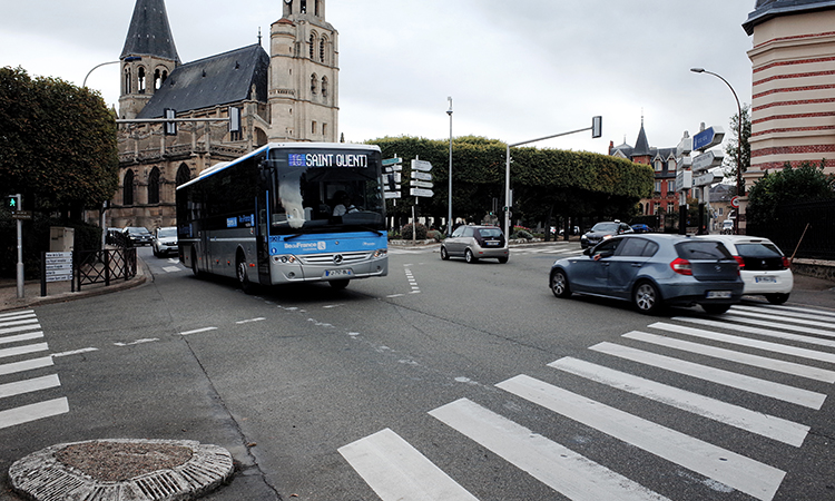 keolis bus contract