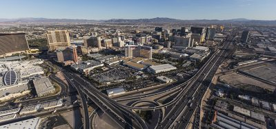 Las Vegas' freeways will get new technology
