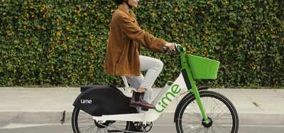 Lime's newest bike