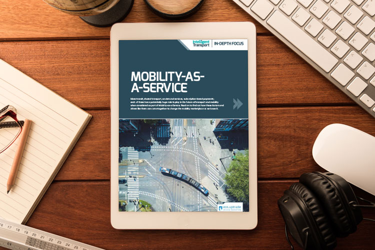 Mobility as a Service In-Depth Focus 3 2018