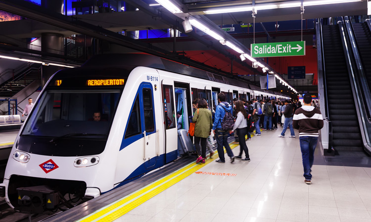 Madrid transport network to be expanded with €215 million package