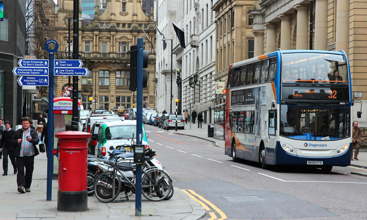 Stagecoach publishes proposal to re-design Greater Manchester's bus network