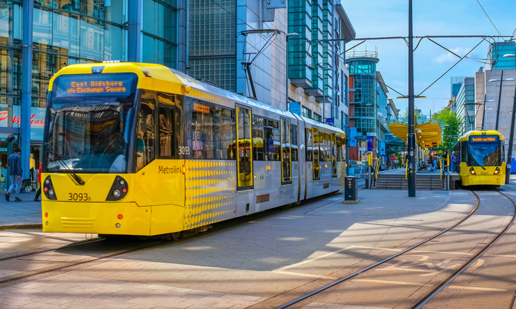 What is mobility like in Manchester?