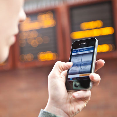 Masabi ACT smart ticketing app for phone
