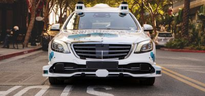 Bosch and Mercedes-Benz launch ride-hailing service pilot in San José