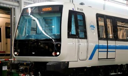 CAF to supply 12 units for the Algiers Metro