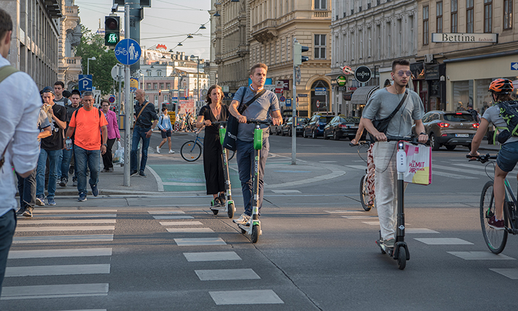 microbility coalition has formed to promote micromobilityin europe