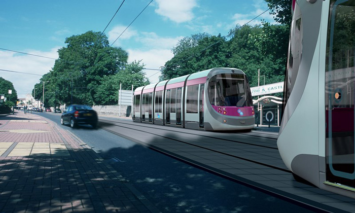 Midland Metro to be extended with £250m government funding