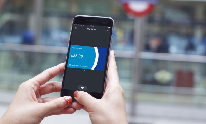 the global shift to mobile based ticketing