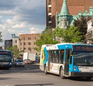 Montréal launches first mobile fare solution for buses