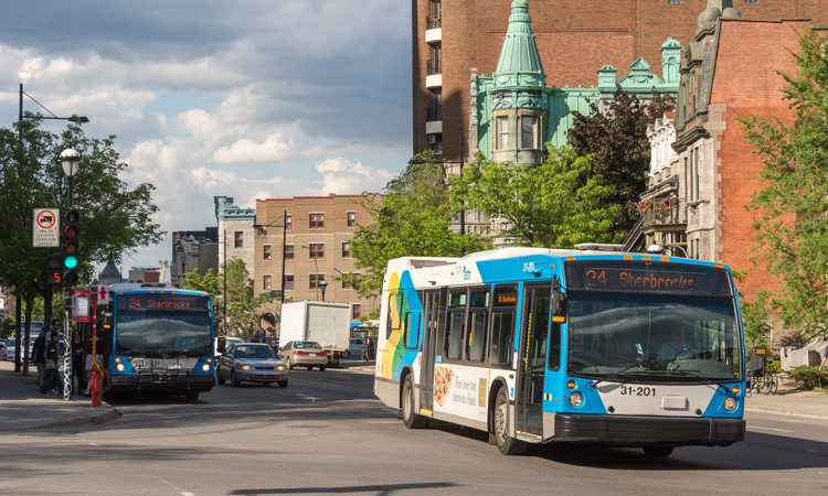 First mobile fare solution for buses launched in Montréal