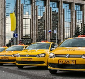 moscow taxis