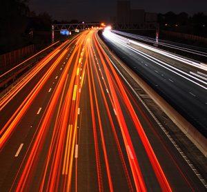 motorway in the UK