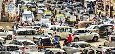Mumbai congestion