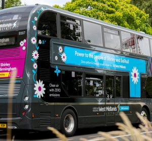 National Express launches zero-emission bus future