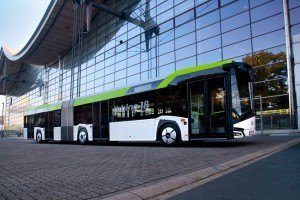 New Solaris Urbino presented at UITP
