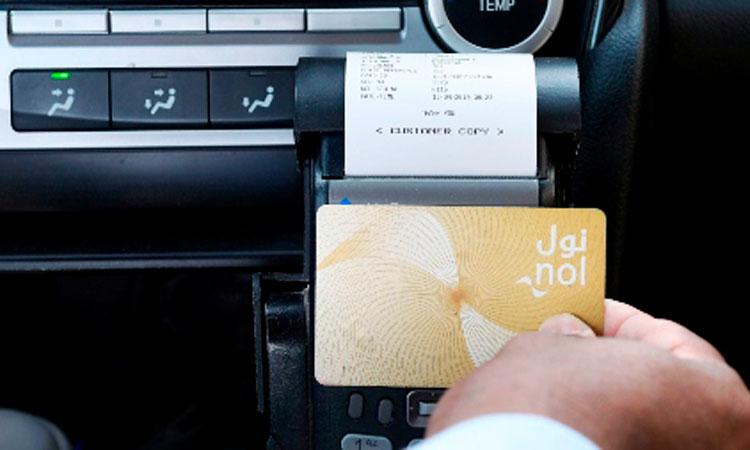 Dubai taxi's contactless payment scheme reaches 3.2 million transaction