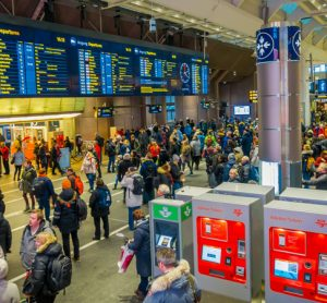 Integrating ticketing in Norway