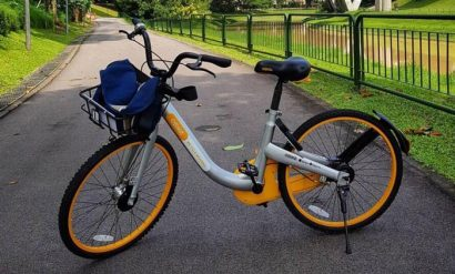 $45 million in funding secured for Singapore bike-sharing company