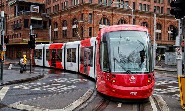 opal tram