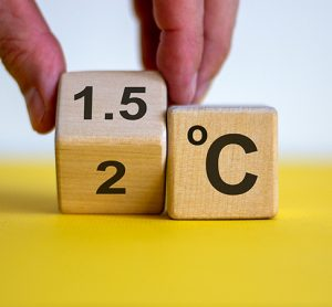 the paris agreement agrees to keep warming to 1.5 degrees of warming