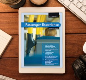 Passenger Experience In-Depth Focus - Issue #4 2017