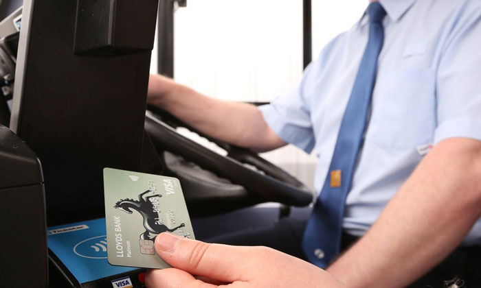 Contactless bus payments continue to rise in West Yorkshire