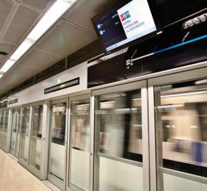 platform screen doors tmb