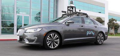City of Fermont pilots Pony.ai autonomous on-demand service